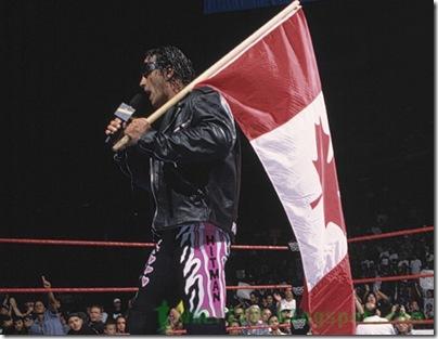 17-1 Bret Hart Canada