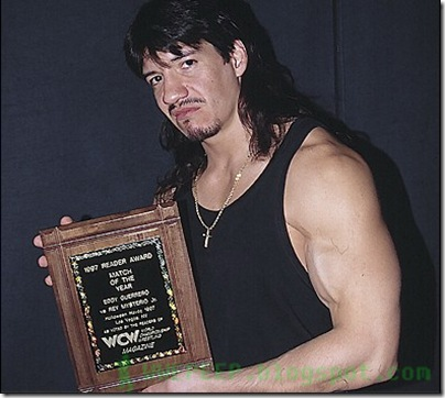 6 Eddie Guerrero WCW