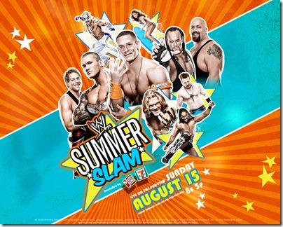 8 SummerSlam 2010