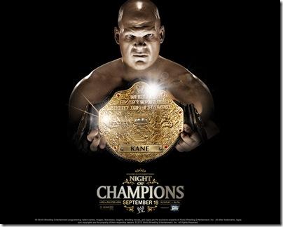 9 Night of Champions 2010