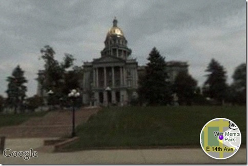 Street View - Colorado State Capitol