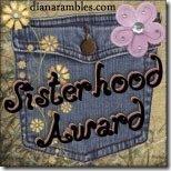 Sisterwood Award