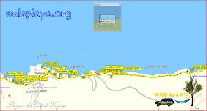 Los Angeles - Playas desde Anare hasta De Dios