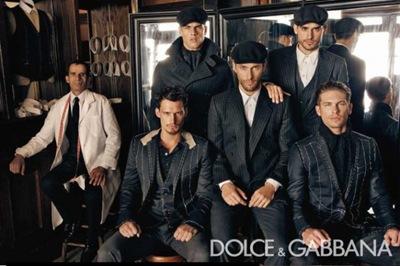 Dolce & Gabbana Inverno 10-11 por Steven Klein (7)