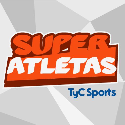 Super Atletas LOGO-APP點子