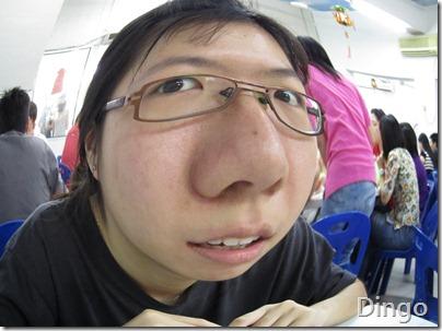She looks like Khor tsu khoon or something...
