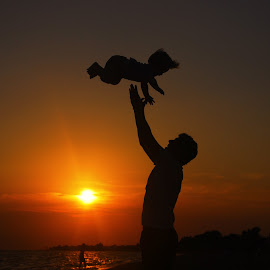 by Maja  Marjanovic - People Street & Candids ( sunset, children, beach, people, sun )