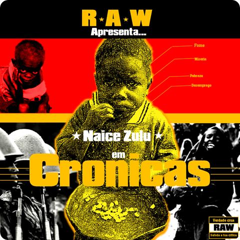 Rap Angolano - Naice Zulu RAWalbum Kronikas