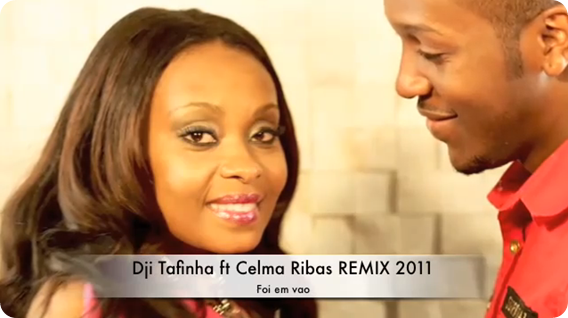 Celma Ribas Feat Dji Tafinha