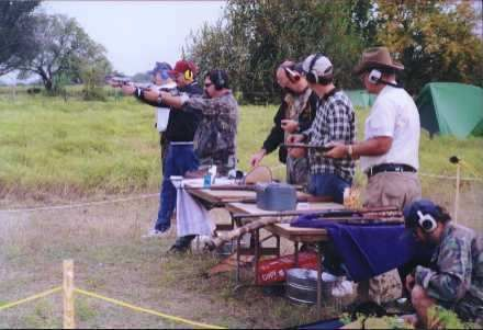 rifle shooting. October 1999 – Rifle Shooting