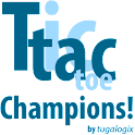 Tic Tac Toe Champions icon