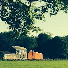 Farm and Barn Home, Tiverton RI by Paula Lauzon - Buildings & Architecture Homes