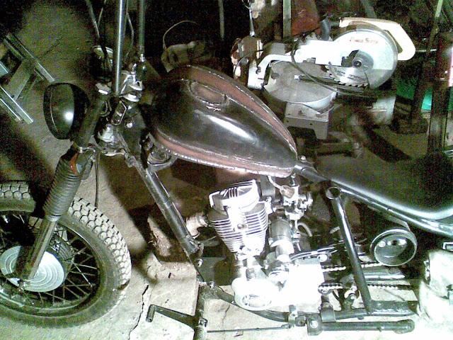 IZ 250cc rat-bobber - Page 6 Pilt016