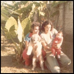 I - Daniela - pai, mãe e Pitty