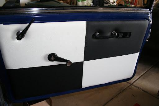 Lucille - 1974 Austin Mini