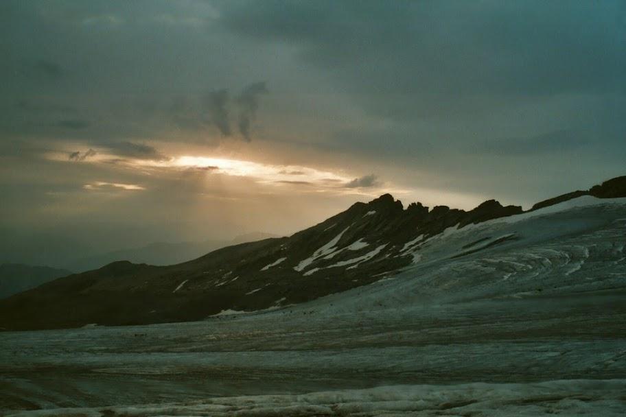 topo pic de l'étendard, etendard, alpinisme, ski de rando etendard