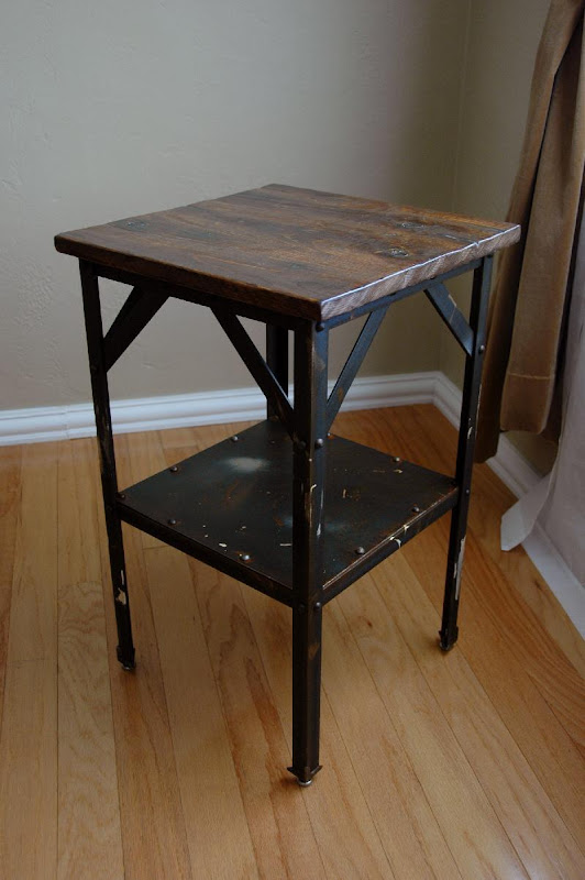 industrial inspired furniture. Factory Tool Stand 8.jpg Industrial Inspired Furniture H