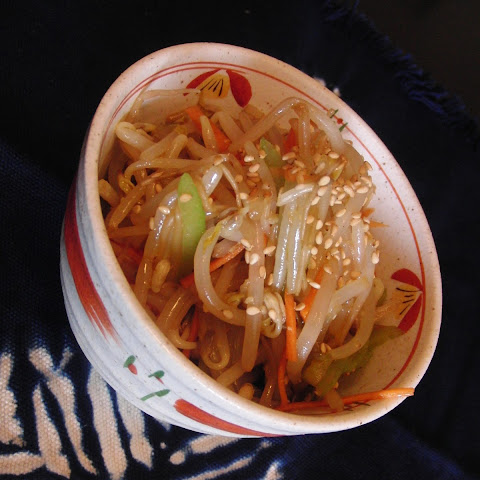 Moyashi (Bean Sprout) Salad