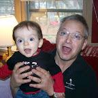 Kaden & Grandpa
