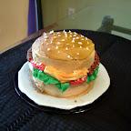 Kaden's birthday cake