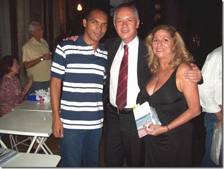 José Araújo e Edson