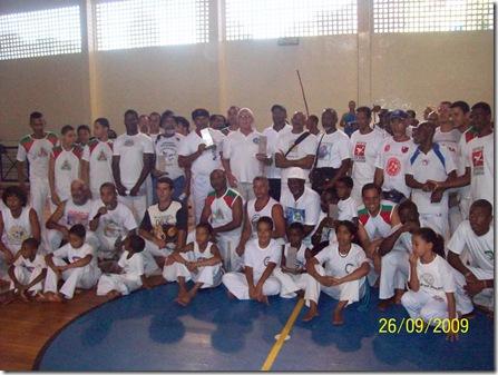 Interbairros de capoeira1