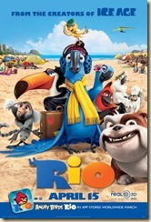  Rio Flies into Theaters Today!