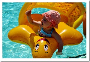 pool wave