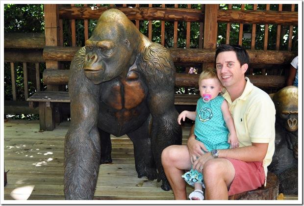 EC daddy with gorilla