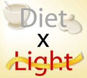 Diet x light