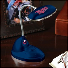 Minnesota Twins LED Desk Lamp