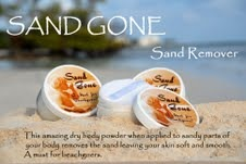 sand gone