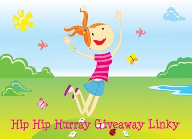 Hip Hip Hurray Giveaway Linky