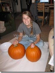 Brie N pumpkins
