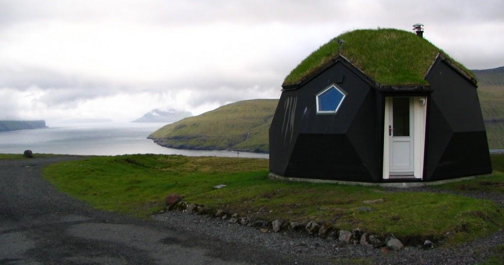 Unique Houses In The World Kvivik Igloo Kvivik Faroe