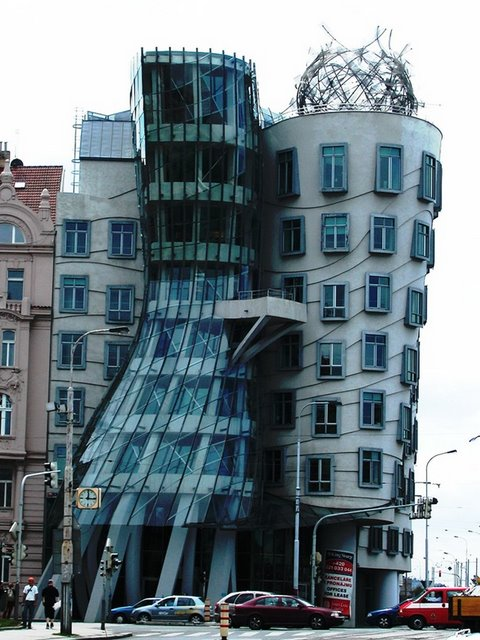 Dancing Building (Prague, Czech  Republic)