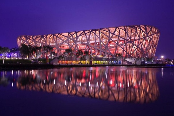 Estadio Nacional de Pekín (Beijing, China)