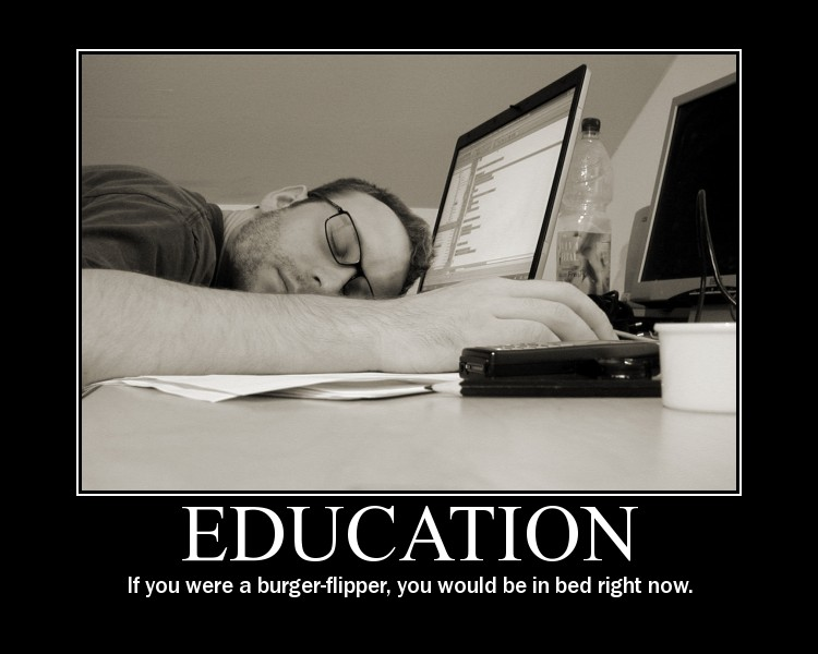 education motivational poster