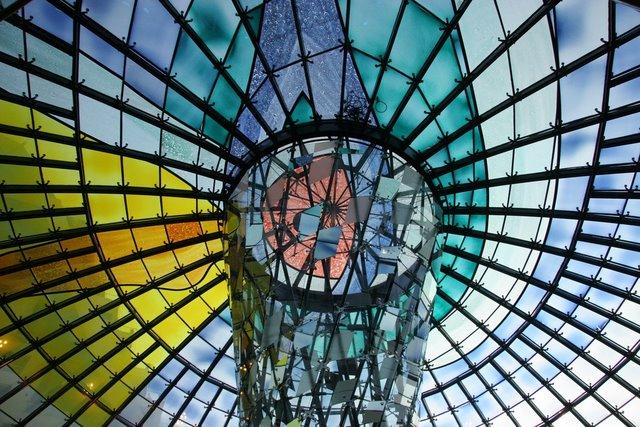 Najviši hoteli na svetu 11-glass-roof-wafi-city