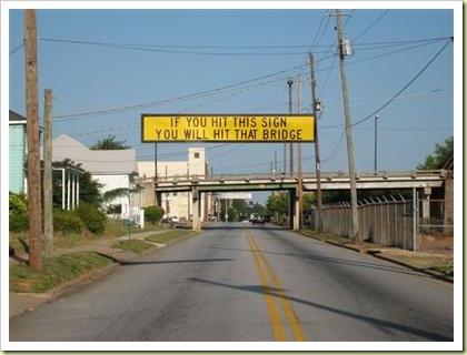 Funny Signs   Village Of Joy