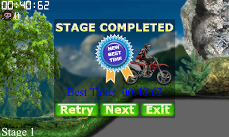 Screenshot of MX Motocross Free