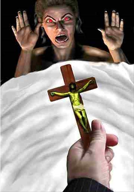 Labuma guvēji no Jēzus uzvaras pār velnu