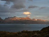Isla Navarino et ses montagnes, Chili