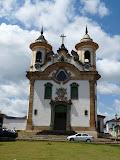 Igreja São Francisco de Assis, Mariana