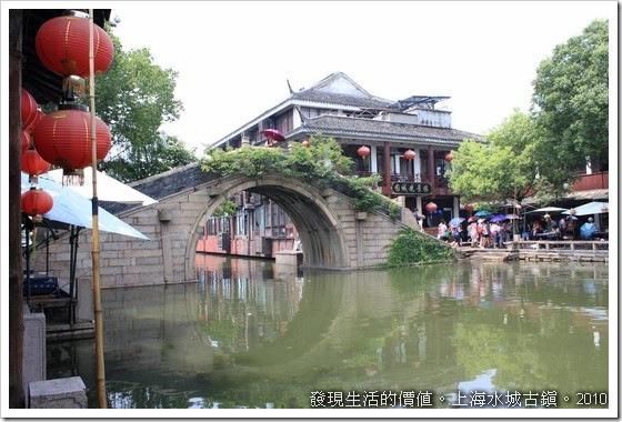 周庄的小橋、流水