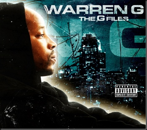 Warren G G Files LP Cover Art (4)