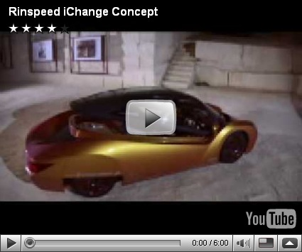 Vídeo-Rinspeed iChange Concept