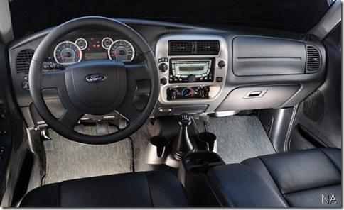 ranger interior