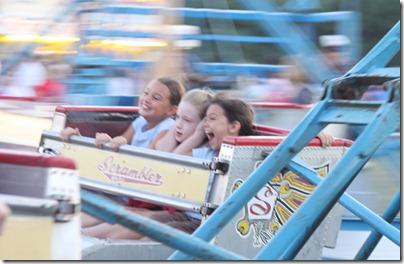 scrambler ride