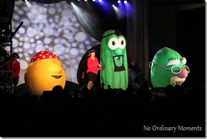 Veggie Tales Live